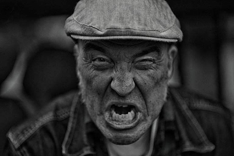 Wut.... Rage