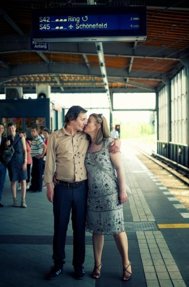 Hochzeitskutsche Moni und Frank